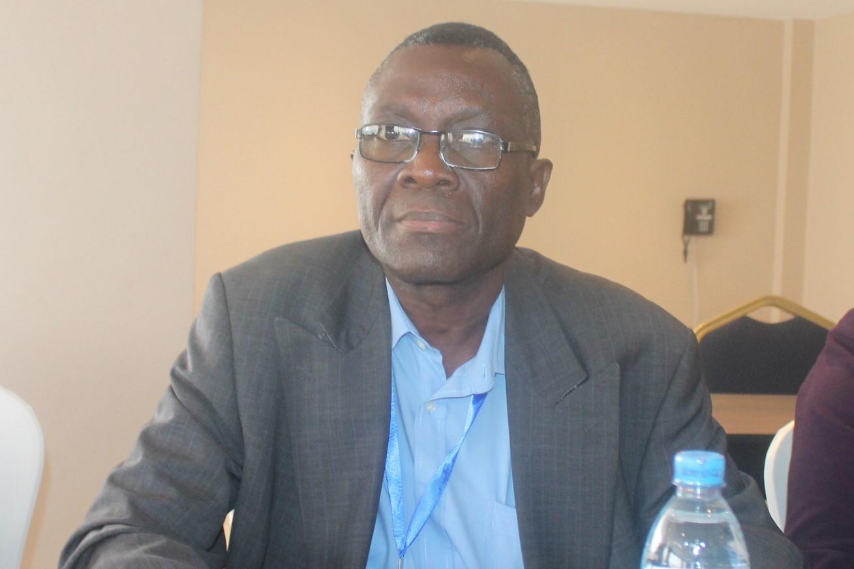 Professor Dibungi Kalenda
