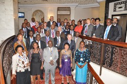 Experts discuss an open access programme for Africa