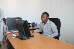 New UbuntuNet Alliance Communications Officer lobbies for support from NREN Members