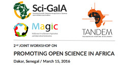 WACREN annual conference brings MAGIC, TANDEM and Sci-GaIA Projects under one roof