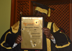 Malawi President appointed Champion of Higher Education in Africa