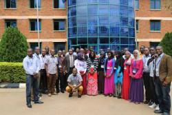 RENU, ZAMREN foster collaboration through an engineer training workshop