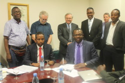 SomaliREN, UbuntuNet Alliance sign AfricaConnect 2 Advance Payment Agreement