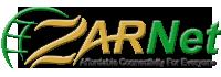 ZARnet Logo