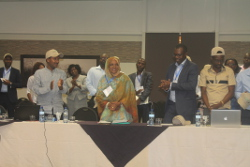 """My dream is to see one education network for Africa."" Emotional farewell for Dr. Iman Abdelrahman"