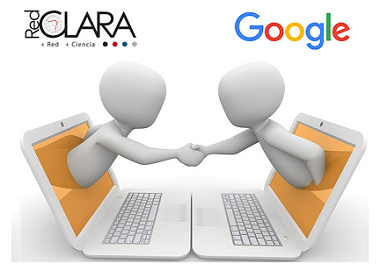 RedCLARA announces peering with Google