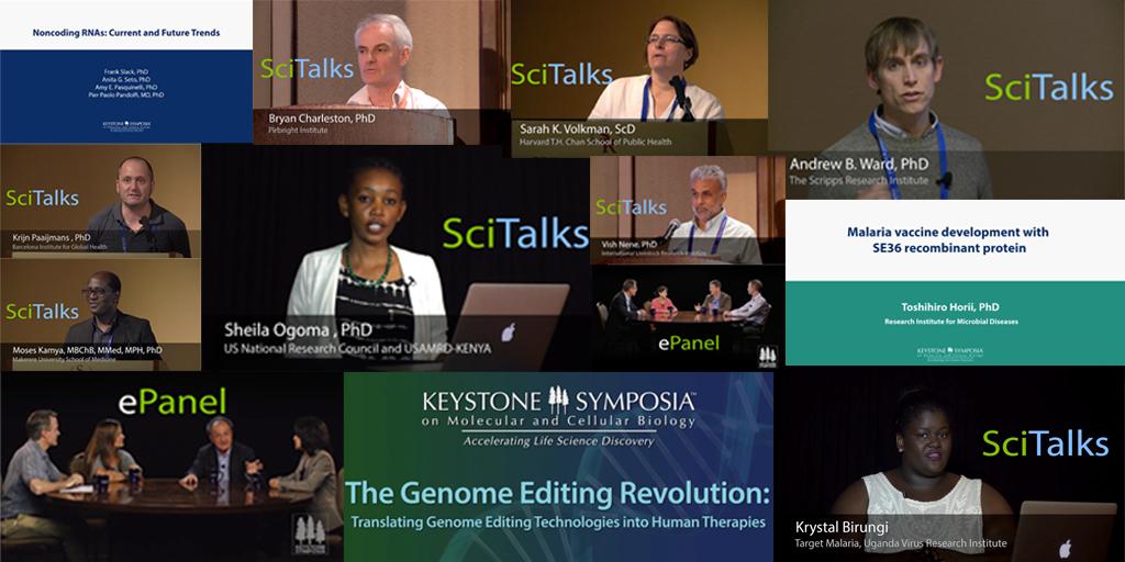 Keystone Symposia introduces virtual repository for global health community