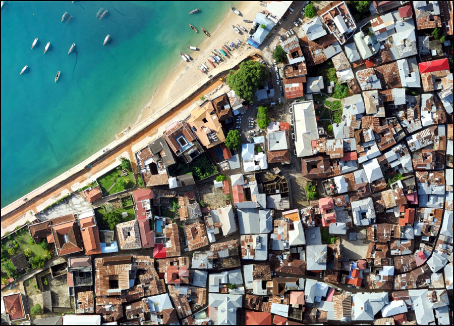 State University of Zanzibar shines in drone mapping programme