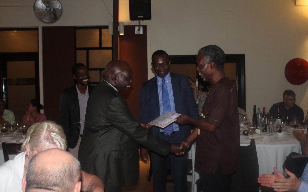 NREN Members welcome interim CEO Tusu, bid farewell to former CEO Dr. Pascal Hoba