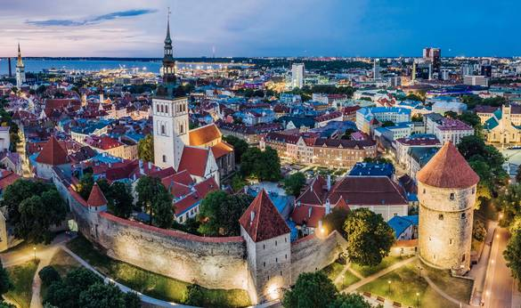 All roads lead to Tallinn, Estonia for TNC19