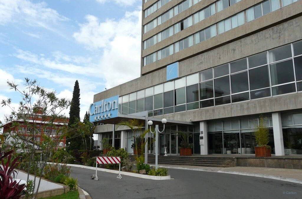 And the venue for UbuntuNet-Connect 2019 is…Carlton Hotel!