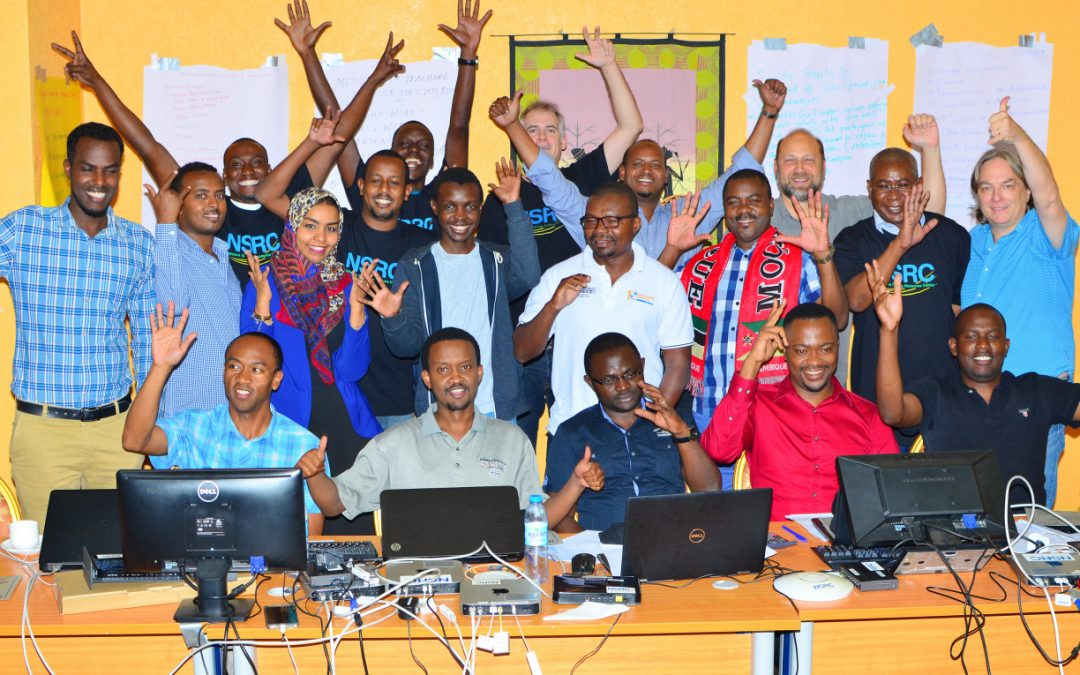 Routing Infrastructure and Security Operations training for NREN engineers at UC 2019