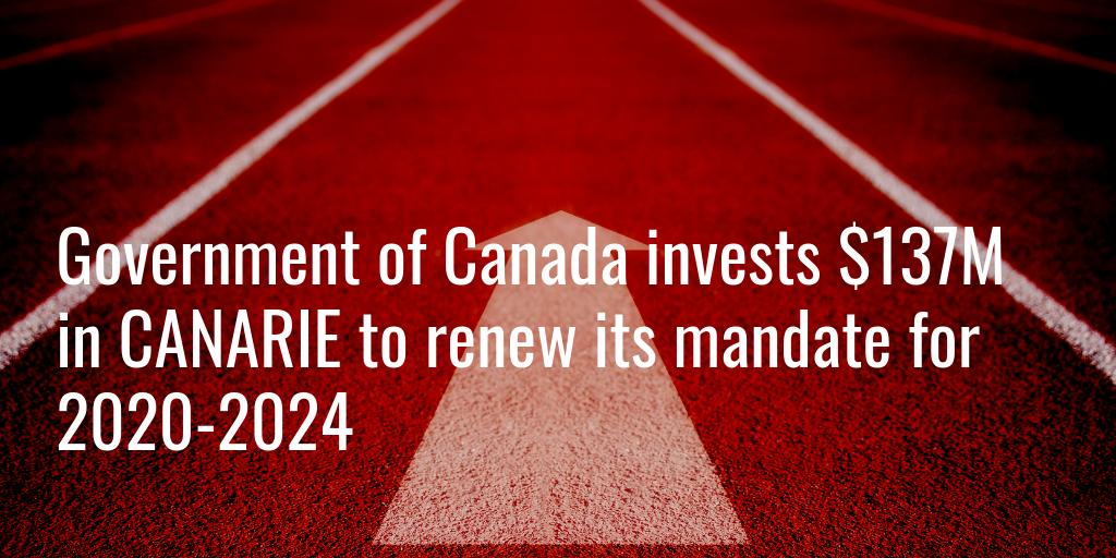 Canadian government sets model for government – NREN funding