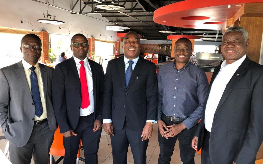 UbuntuNet Alliance CEO visits KENET, ZAMREN and RENU