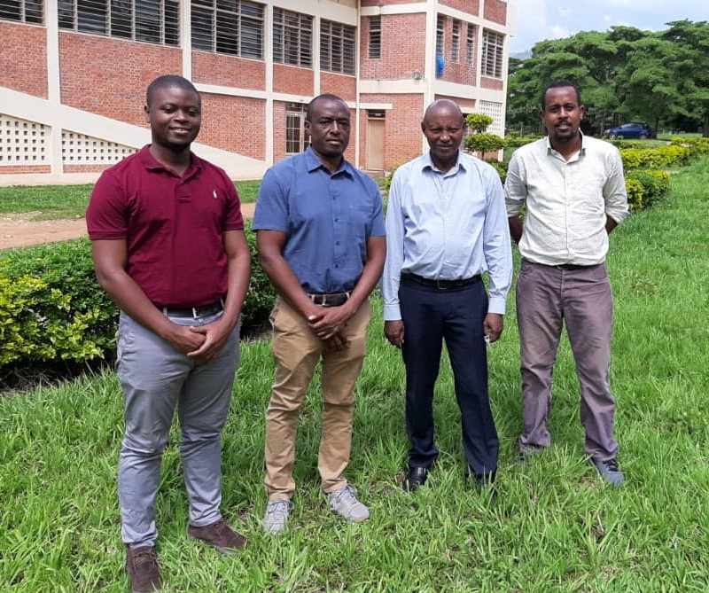 Burundi Education and Research Network connects to UbuntuNet Network under the European Commission  co-funded AfricaConnect2 Project