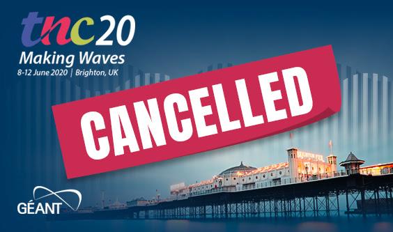 GÉANT cancels TNC20