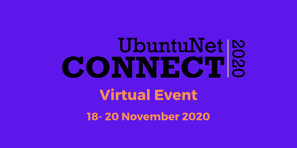 UbuntuNet-Connect 2020 to be held as a virtual event