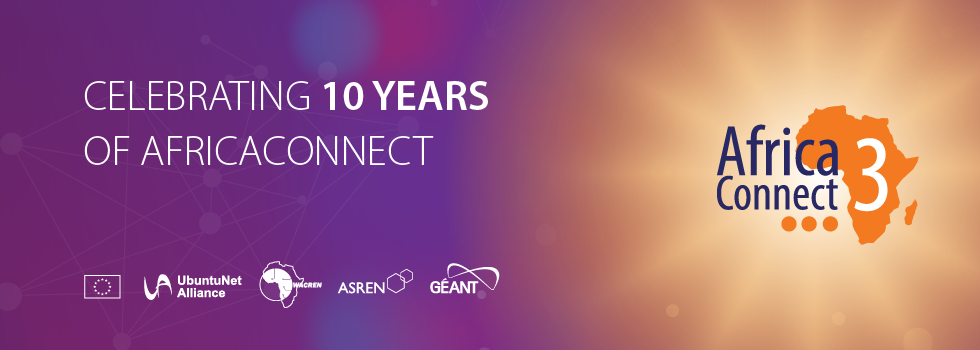 AfricaConnect: Celebrating 10 years of African European collaboration