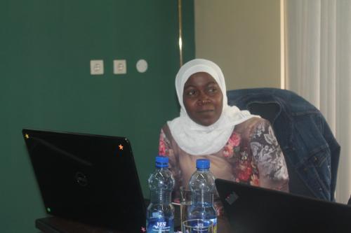 Dr. Margareth Mushi