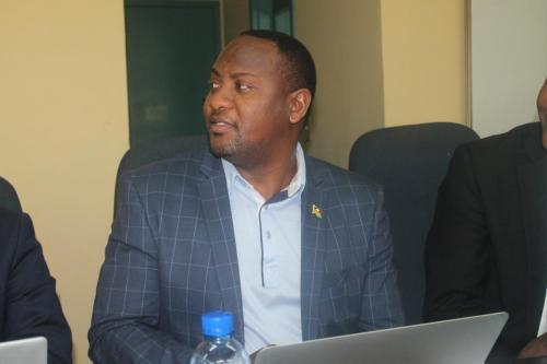 Mr. Anthony Muyepa