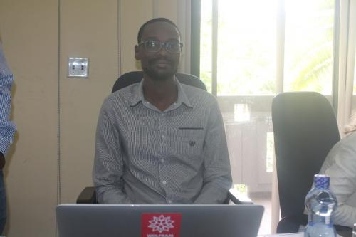 Mr. Tiwonge Banda