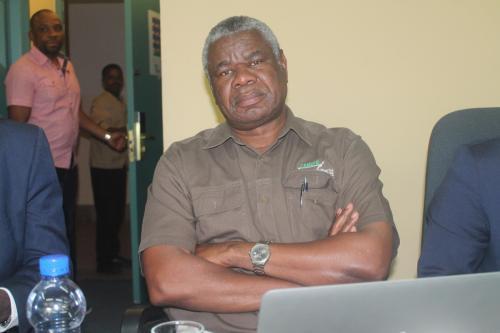 Mr Bonny Khunga