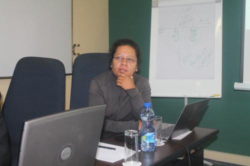 Ms Harinaina Ravelomanantshoa