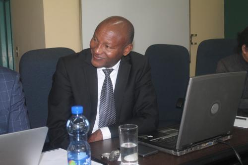 Prof. Gregoire Njejimana